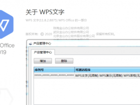 WPS Office 2019 v11.8.2.8875